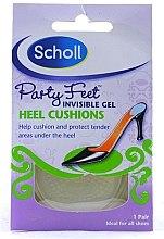 Profumi e cosmetici Cuscinetti in gel per le scarpe - Scholl Party Feet Heel Cushions