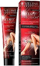Profumi e cosmetici Crema depilatoria piedi - Eveline Cosmetics Laser Precision