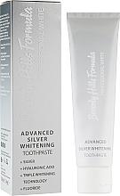 Profumi e cosmetici Dentifricio - Beverly Hills Formula Professional White Advanced Silver Whitening