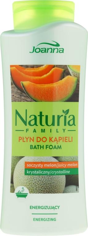 Schiuma da bagno - Joanna Naturia Family Bath Foam Crystalline