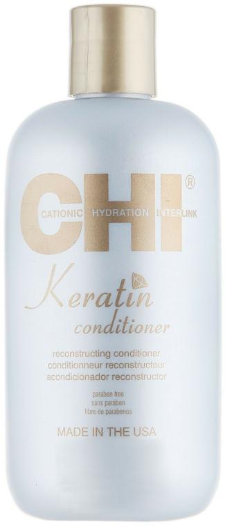 Condizionante rigenerante con cheratina - CHI Keratin Conditioner