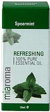 Profumi e cosmetici Olio essenziale di menta - Holland & Barrett Miaroma Spearmint Pure Essential Oil