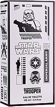 Profumi e cosmetici Disney Star Wars Stormtrooper 3D Imperial Army - Eau de Toilette