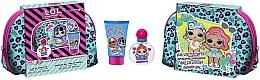Profumi e cosmetici Air-Val International LOL Surprise XTL - Set (edt/50ml + sh/gel/100ml + bag)
