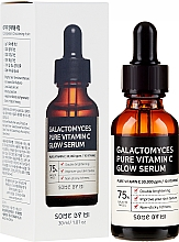 Profumi e cosmetici Siero con vitamina C e galattomisi - Some By Mi Galactomyces Pure Vitamin C Glow Serum