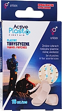 Profumi e cosmetici Set cerotti - Ntrade Active Plast First Aid Travel Patches