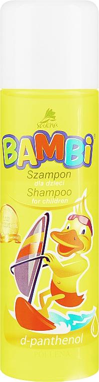 Shampoo per bambini - Pollena Savona Bambi D-phantenol Shampoo