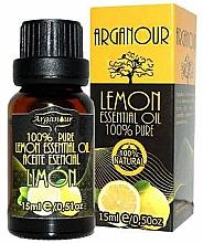 Profumi e cosmetici Olio essenziale di limone - Arganour Essential Oil Lemon