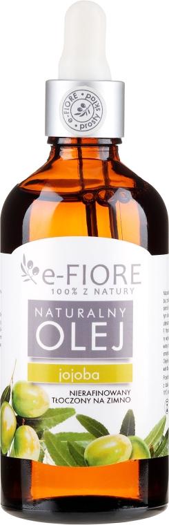 Olio di jojoba - E-Fiore Jojoba Oil