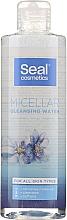 Profumi e cosmetici Acqua micellare per tutti i tipi di pelle - Seal Cosmetics Micellar Cleansing Water