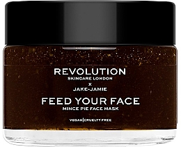 Profumi e cosmetici Maschera viso idratante - Revolution Skincare X Jake Jamie Mince Pie Face Mask