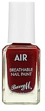 Profumi e cosmetici Smalto per unghie - Barry M Air Breathable Nail Paint