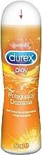 Profumi e cosmetici Gel lubrificante intimo con effetto riscaldante - Durex Play Warming