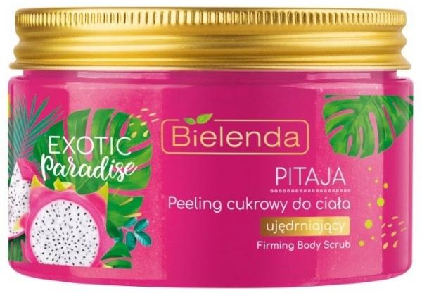 """Peeling corpo """"Pitaya"""" - Bielenda Exotic Paradise Peel"""