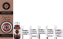 Profumi e cosmetici Set - Beviro Grapefruit Cinnamon Sandal Wood (b/oil/10ml + b/balm/15ml + edc/5x1ml)