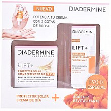 Profumi e cosmetici Set - Diadermine Lift + Booster Vitamina C Set (cr/50ml+booster/15ml)