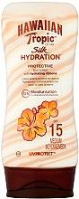 Profumi e cosmetici Lozione solare - Hawaiian Tropic Silk Hydration Sun Lotion SPF 15