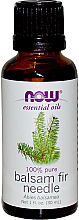 Profumi e cosmetici Olio essenziale di abete - Now Foods Essential Oils 100% Pure Balsam Fir Needle