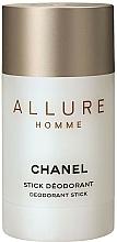 Profumi e cosmetici Chanel Allure Homme - Deodorante stick