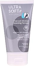 Profumi e cosmetici Gel detergente micellare al carbonio - Tolpa Ultra Soft Micellar Face Gel