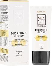 Maschera riparatrice - FlosLek Skin Care Expert Sphere-3D Morning Glow — foto N2