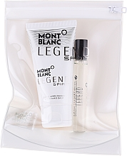 Profumi e cosmetici Montblanc Legend Spirit - Set (edt/mini/7.5ml + asb/50ml)