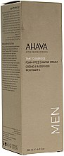 Profumi e cosmetici Crema da barba morbida senza schiuma - Ahava Men Time To Energize Foam Free Shaving Cream