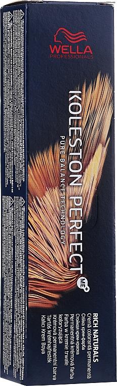 Tinta per capelli - Wella Professionals Koleston Perfect Me+ Rich Naturals
