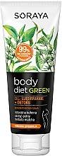 """Profumi e cosmetici Concentrato corpo """"Rafforzamento e disintossicazione"""" - Soraya Body Diet Green"""