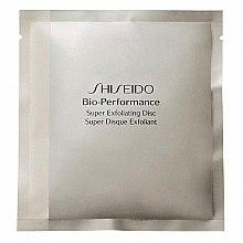 Profumi e cosmetici Dischi esfolianti con effetto anti-aging - Shiseido Bio Performance Super Exfoliating