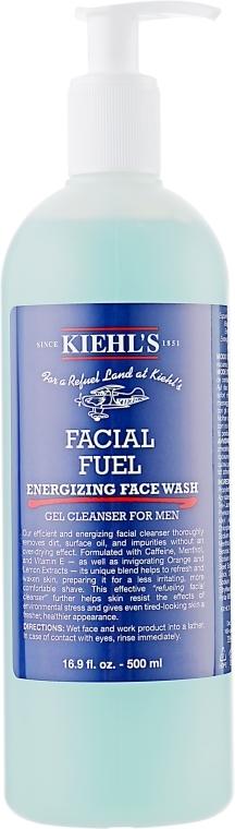 Gel detergente per uomo - Kiehl's Facial Fuel Energizing Face Wash — foto N1