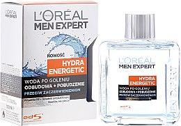 """Profumi e cosmetici Lozione dopobarba """"Hydra Energetic"""" - L'Oreal Paris Men Expert"""