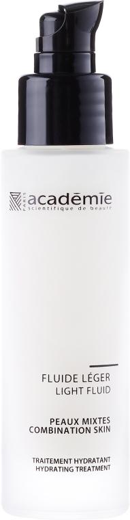 Fluido idratante leggero per il viso - Academie Visage Light Fluid — foto N2