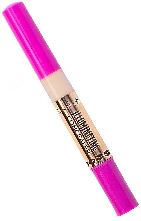 Correttore viso illuminante - Lovely Magic Pen Illuminating Concealer