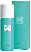 Profumi e cosmetici Acqua Dell Elba Blu Donna - Deodorante