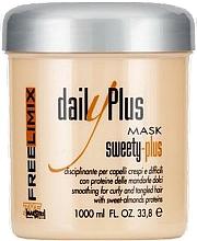 Profumi e cosmetici Maschera per capelli fini - Freelimix Daily Plus Sweety Plus Mask