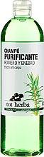 Profumi e cosmetici Shampoo - Tot Herba Rosemary Juniper Purifying Shampoo
