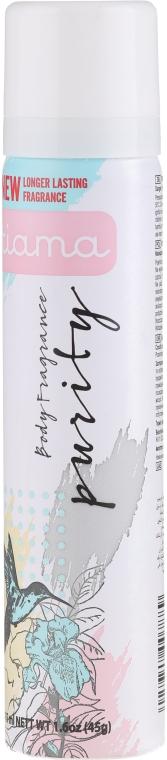 Deodorante - Tiama Body Deodorant Purity