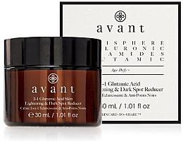 Profumi e cosmetici Trattamento schiarente 2in1 - Avant 2-1 Glutamic Skin Lightening & Dark Spot Reducer
