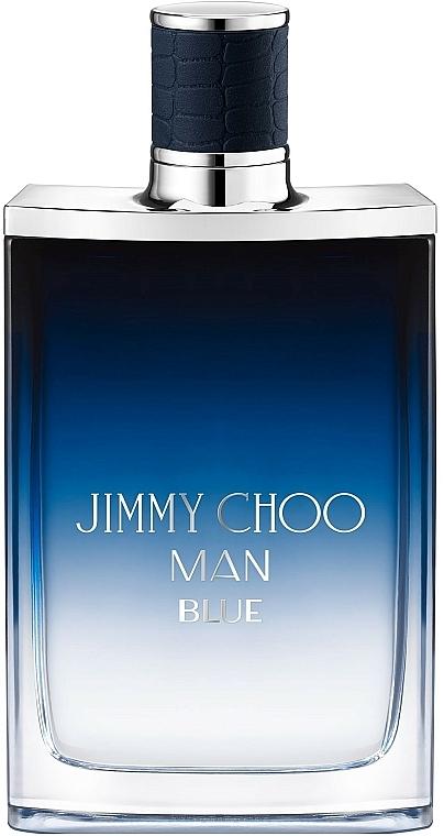 Jimmy Choo Man Blue - Set (edt/50ml + sh/gel100ml) — foto N2