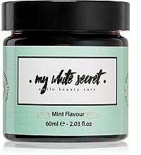 Profumi e cosmetici Dentifricio sbiancante - My White Secret Whitening Powder