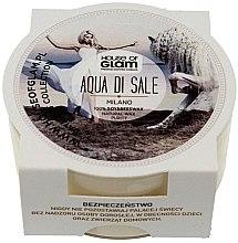 Profumi e cosmetici Candela profumata - House of Glam Aqua Di Sale Candle (mini)