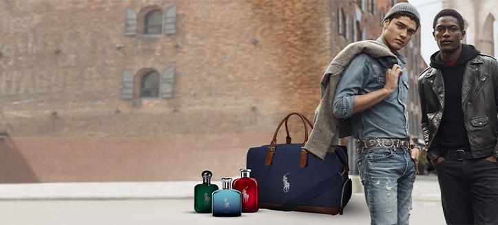 Acquistando prodotti Ralph Lauren superiori a 69 €, ricevi in regalo una borsa del marchio