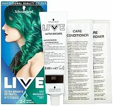 Tinta per capelli semi-permanente - Schwarzkopf Live Ultra Brights or Pastel — foto N2
