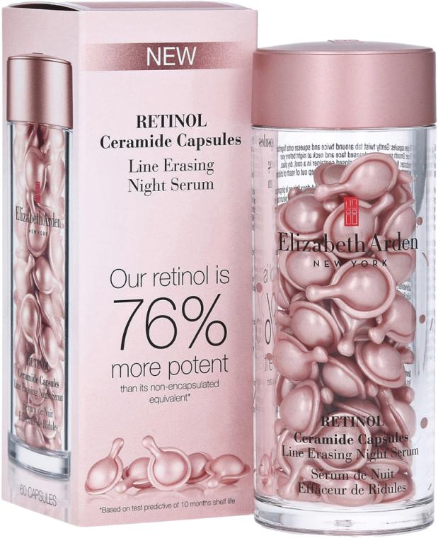Siero anti-età, da notte (in capsule) - Elizabeth Arden Retinol Ceramide Capsules Night Serum
