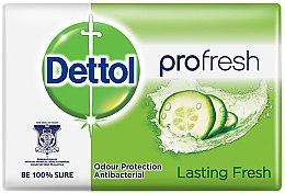 """Profumi e cosmetici Sapone antibatterico """"Freschezza duratura"""" - Dettol Anti-bacterial Lasting Fresh Soap"""