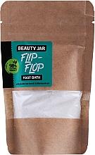 Profumi e cosmetici Polvere per pediluvio - Beauty Jar Flip Flop Foot Bath
