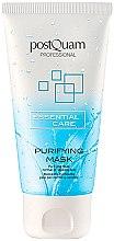 Profumi e cosmetici Maschera purificante viso - PostQuam Essential Care Purifying Mask Normal/Sensible Skin