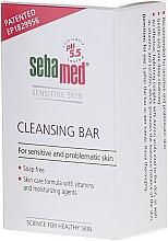 Profumi e cosmetici Sapone - Sebamed Cleansing Bar