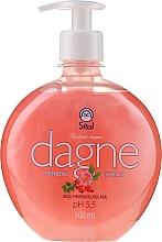 """Profumi e cosmetici Sapone liquido """"Rosa canina"""" - Seal Cosmetics Dagne Liquid Soap"""